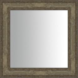 Зеркало в деревянной состаренной раме