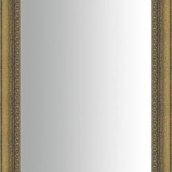 Зеркало в деревянной позолоченной раме